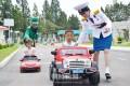 朝鮮各地に子ども交通公園設置/体験型教育でルールを学ぶ