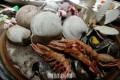〈朝鮮「食」探訪記 12〉海産物蒸し焼きとお粥