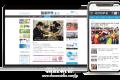 """""""もっと身近に、もっと便利に""""/朝鮮新報電子版を一新、10月10日から"""