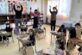 学齢前児童を対象にイベント「CHE・5(チェーゴ)」/東京第5初中で開催
