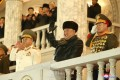 金正恩総書記が参席/朝鮮労働党第8回大会記念閲兵式、盛大に挙行