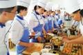 〈朝鮮「食」探訪記 18〉調理師の卵たち