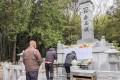 歴史を語り継ぐ場に/福岡県・鞍手郡小竹町で炭鉱労働犠牲者供養祭