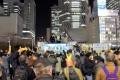 3.1独立運動から102周年/市民団体が新宿駅前で集会