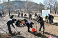"""""""5カ年計画期間に山林復旧で転換を""""/朝鮮各地で植樹、植樹デーに際し"""