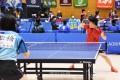 【速報】〈全国高校選抜卓球大会〉大阪中高の池松怡選手が1回戦突破/岡山県代表に3-1で勝利