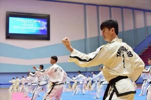 伝統武道テコンドーの発展、普及/ITF創立55周年を記念