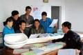 地元の原料に基づいて生産拡大/朝鮮各地の工場で