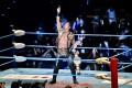 同胞プロレスラーが王者に/北海道初中高出身のジェイク・リー選手