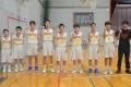 健闘及ばず惜敗/西東京第2初中男子バスケ部、初の都大会1回戦で
