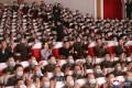 〈金正恩総書記の活動・2021年5月〉軍人家族の公演を鑑賞