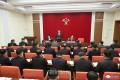 朝鮮労働党中央委第8期第3回総会第2日会議/部門別協議会で決定書草案を研究