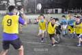 ルーツを越えて共に楽しむ/児童ら対象のラグビーアカデミー