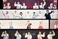 同胞たちに希望のメッセージを/「全国朝鮮歌舞団オンライン公演」盛況