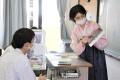 コロナ禍で感染対策を徹底/各地朝鮮学校で新学期はじまる