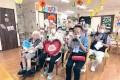 「ポジティブ言葉」で笑顔あふれる/デイサービスセンター・イオ神戸納涼祭