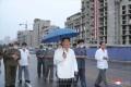 〈金正恩総書記の活動・2021年8月〉普通江住宅区を再視察