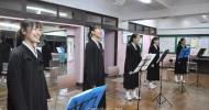 Nコン都予選で金、13年ぶり本選進出/東京中高合唱部