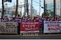 """""""国家保安法、民衆の力で廃止を""""/市民団体、南朝鮮全土を行進"""