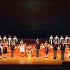 재일조선학생소년예술단, 설맞이공연에 출연