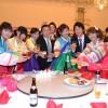 각지에서 스무살맞는 동포청년들을 축하