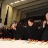 〈김정일장군님 서거 중앙추도대회〉슬픔을 가시고 새 결심 다진 참가자들
