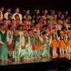 광명성절기념《나간노현동포, 학생들의 춤과 노래모임》