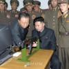 김정은제1위원장, 조선인민군 제26차 군사과학기술전람회장을 현지지도