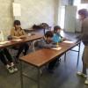 기후 도노 토요아동교실 첫 수업 진행, 지역의 민족교육을 재생