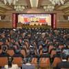 교육원조비와 장학금의 배려에 감사드리는 총련일군들과 동포들의 모임 진행