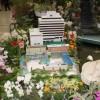 꽃축전, 총련전시대에 주목