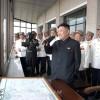 김정은제1위원장, 조선인민군 제655련합부대 종합전술연습 현지지도