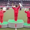 조선, 남녀 4개의 메달, 올림픽자격 획득