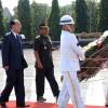 김영남위원장, 인도네시아의 수도 쟈까르따시 여러곳 참관