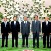 김영남위원장이 재일본조선인대표단을 만났다