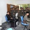 김정은제1위원장, 조선인민군 항공 및 반항공군 지휘부를 현지지도