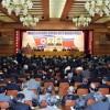 총련중앙위원회 제22기 제3차회의 확대회의 진행, 허종만의장 선출