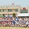 이바라기동포대운동회, 학생, 동포들 550여명으로 흥성거려