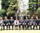 허종만의장이 태양절 100돐행사에 참가한 일본인사들을 만나 담화