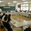 총련이바라기 쥬오지부에서 활동가회의