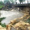 강원도, 황해남도를 비롯한 조선각지에서 태풍7호에 의한 피해 발생