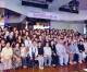 녀성동맹결성 65돐 도호꾸지방동포녀성들의 모임, 《뭉치자, 한마음》