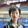 〈런던올림픽〉녀자탁구 리명순선수, 《일본의 주력선수를 타승》