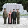 김정은원수님, 조선인민군 제313대련합부대 지휘부와 관하군부대를 시찰
