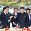 김정은원수님께서 중국공산당 중앙위원회 대외련락부대표단을 접견