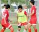 〈U-20녀자축구〉5명의 우리 학생이 함께 훈련, 선수들과 같은 유니폼 입어