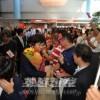 〈U-20녀자축구〉조선선수단 일본도착