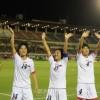 〈U-20녀자축구〉 카나다팀에 2-1로 승리, 조별련맹전 1위돌파