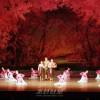 혁명가극 《꽃파는 처녀》, 다섯번째 중국방문