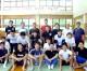 보건체육담당교원들의 중앙강습, 조대에서 진행